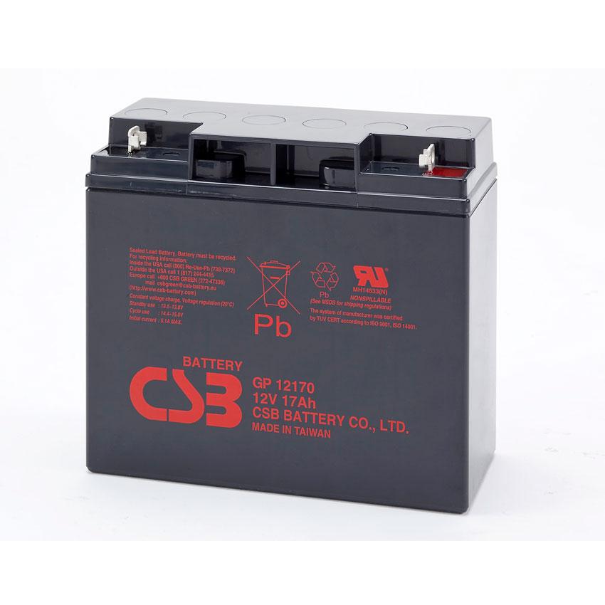 Ăc quy CSB GP12170B1 12V-17Ah