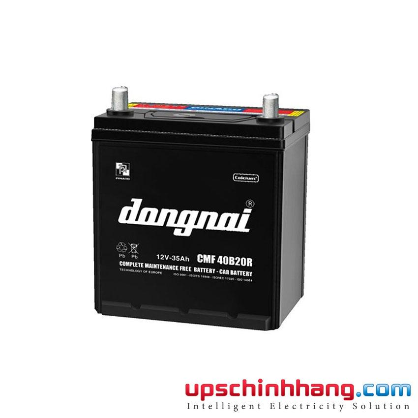 Ắc quy (Khởi Động) PINACO DONGNAI 12V-35Ah, CMF 40B20R (NS40R)