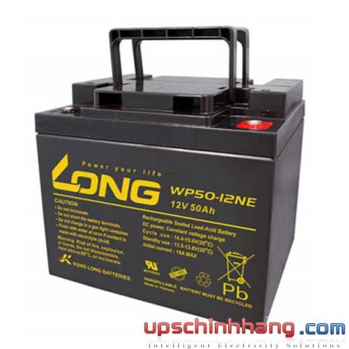 Bình ắc quy kín khí Long 12V-50Ah (WP50-12NE)