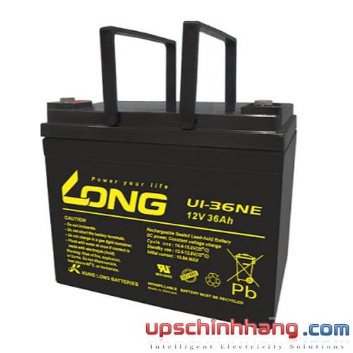 Bình ắc quy kín khí Long 12V-36Ah (U1-36NE)