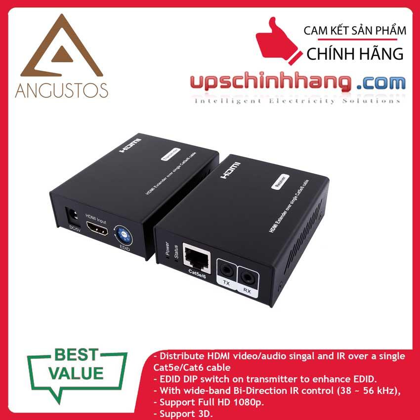 ANGUSTOS KVE165R-IR - HDMI Splitter Over Cat5e/6 Receiver