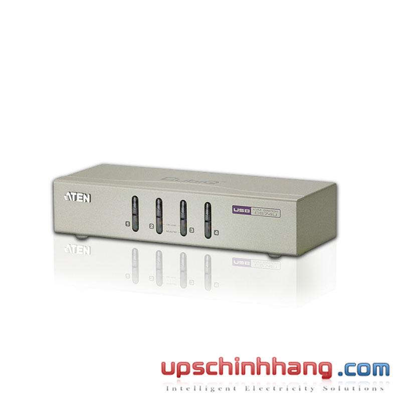 ATEN CS74U - 4-Port USB VGA/Audio KVM Switch