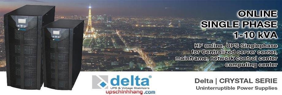 bộ lưu điện Delta chính hãng