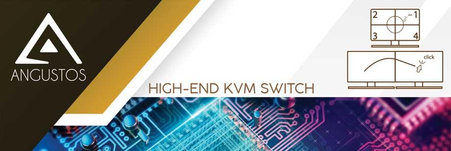 Banner KVM Switch Angustos
