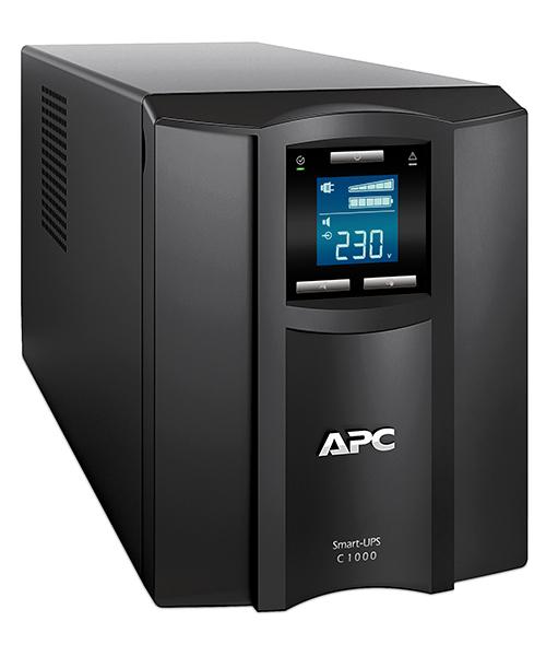 Bộ lưu điện APC Smart-UPS SMC1000iC với SmartConnect - C 1000VA LCD 230V