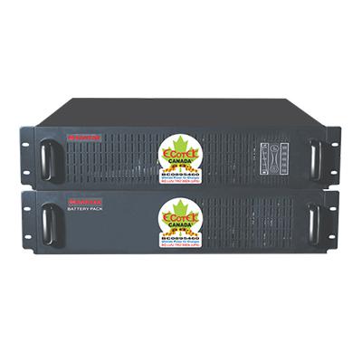 UPS Santak True Online C2KR (2KVA/1400W)