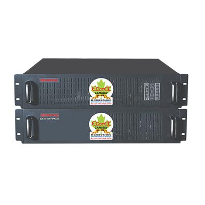 UPS Santak True Online C3KR (3KVA/2100W)