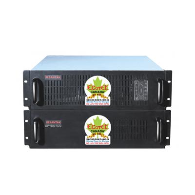 UPS Santak True Online C6KR (6KVA/4200W)