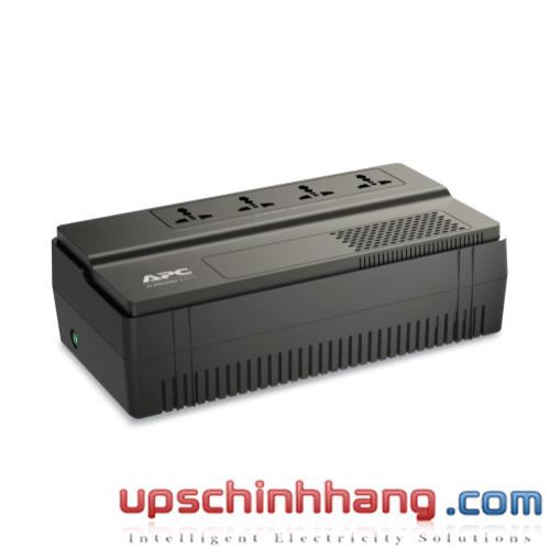 APC EASY UPS BV 500VA, AVR, Universal Outlet, 230V (BV500I-MS)