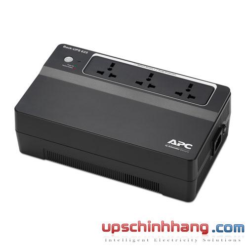 UPS APC Back-UPS BX625CI-MS 625VA, 230V, AVR, Floor, Universal Sockets