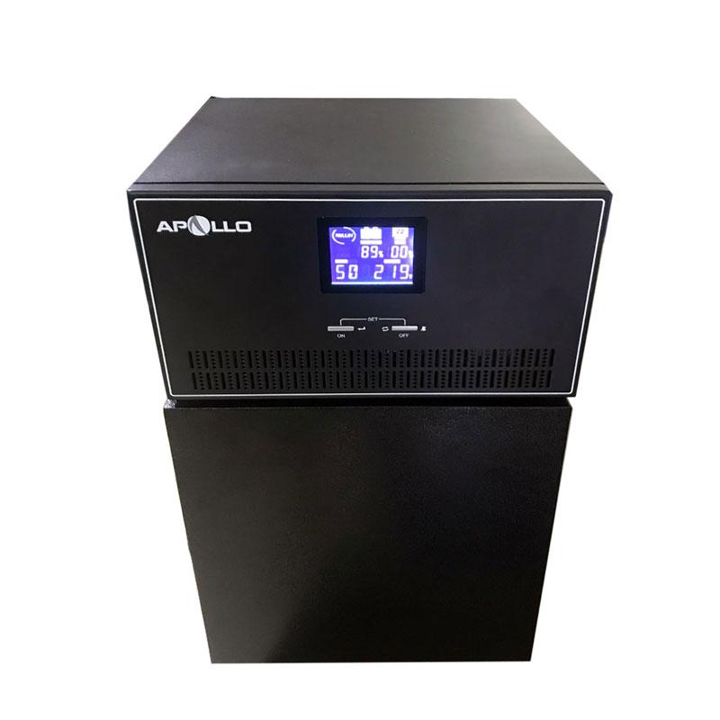 Bộ lưu điện Camera APOLLO AP2100C 1000VA, lưu 8-10h (100W)