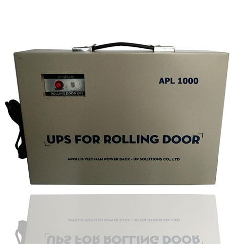 bộ lưu điện cửa cuốn APOLLO APL1000 mẫu mới