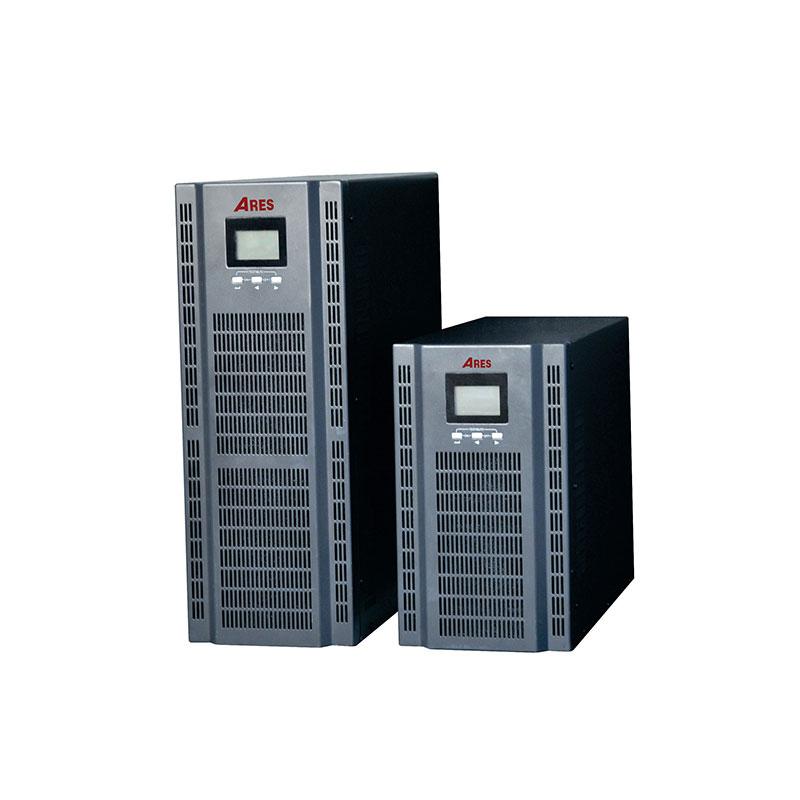Bộ lưu điện (UPS) ARES AR901PT 1KVA (900W) True Online