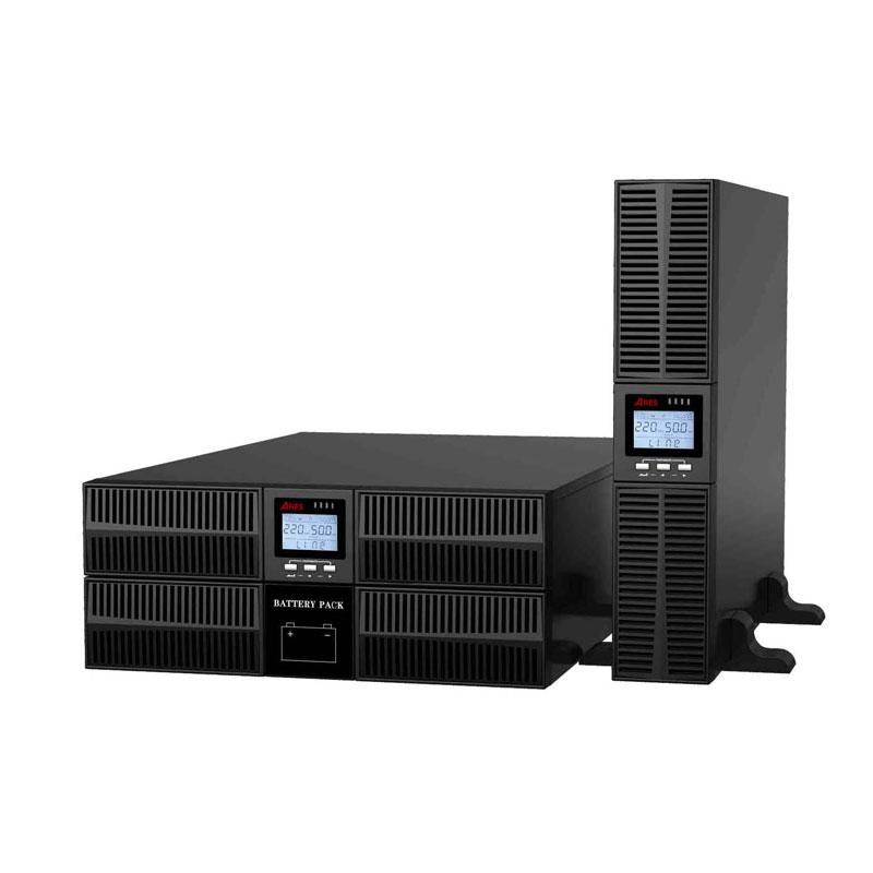 Bộ lưu điện (UPS) ARES AR906HG4RT 6KVA (6KW) True Online