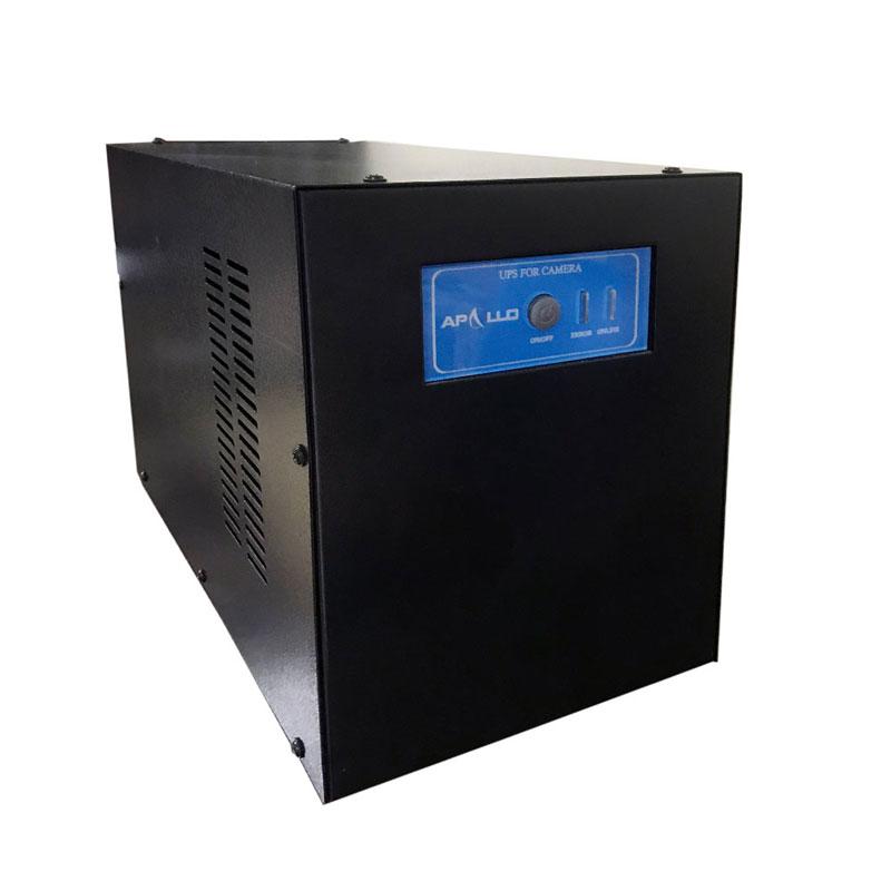 Bộ lưu điện camera APOLLO AP2040C 1000VA, lưu 3-4h (100W)