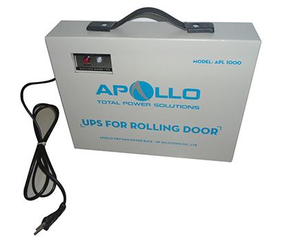 bộ lưu điện cửa cuốn APOLLO AP1000