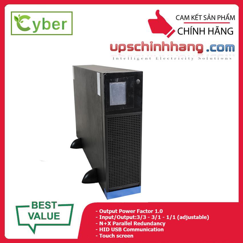 UPS CYBER Platinum+12.5K 12.5KVA (3P/3P, 3P/1P,1P/1P)
