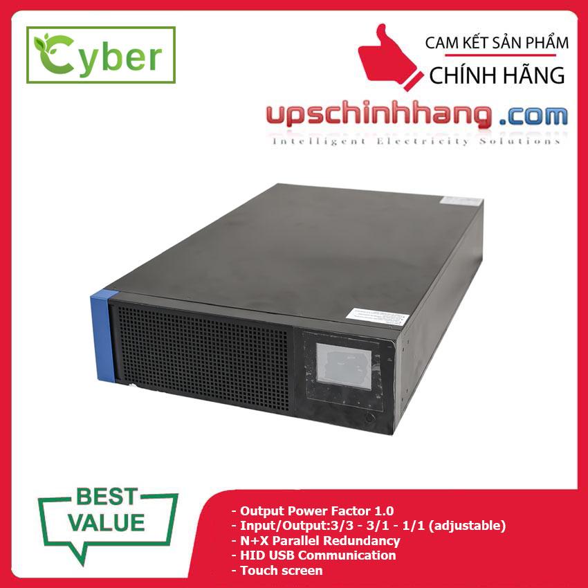 UPS CYBER Platinum+15K 15KVA (3P/3P, 3P/1P,1P/1P)