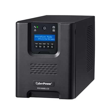UPS CyberPower PR1000ELCD 1000VA/900W
