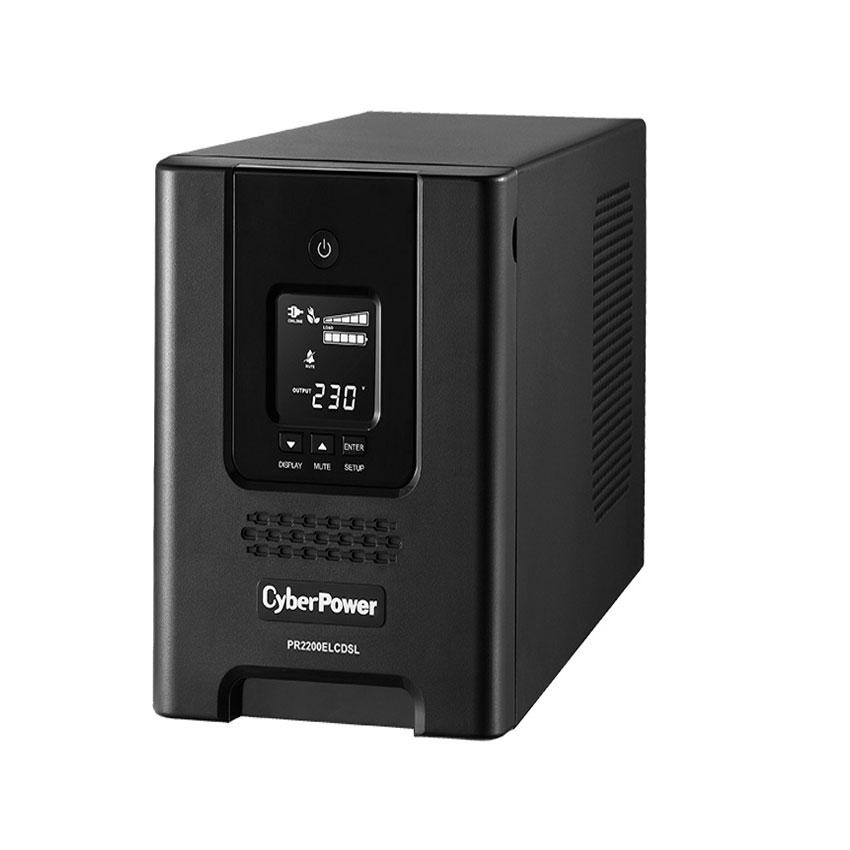 UPS CyberPower PR2200ELCDSL 2200VA/1980W
