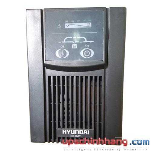 Bộ lưu điện UPS Online HYUNDAI HD-1KT9 (1000VA/900W)