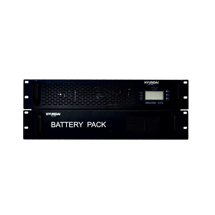 UPS HYUNDAI HD-2KR9 2000VA (1800W), Rackmount, True Online
