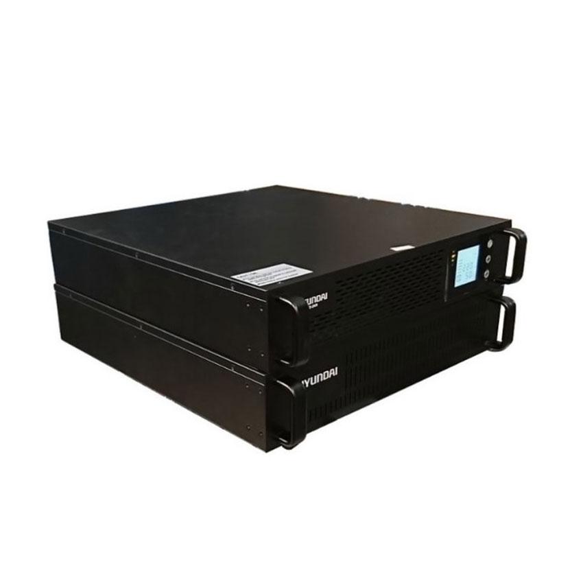 UPS HYUNDAI HD-6KR9 6000VA (5400W), Rackmount, True Online