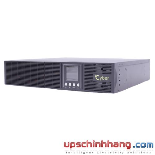 Bộ lưu điện (UPS) CYBER Platinum+1000RT 1KVA