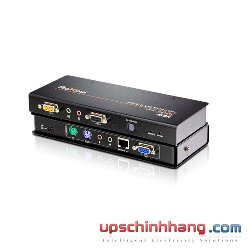 ATEN CE350 - PS/2 VGA/Audio Cat 5 KVM Extender (1600 x 1200@150m)