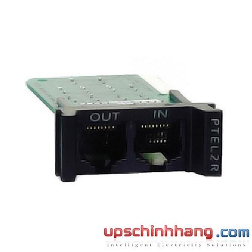 Module chống sét APC PTEL2R cho đường dây thoại (with PRM4,PRM24)