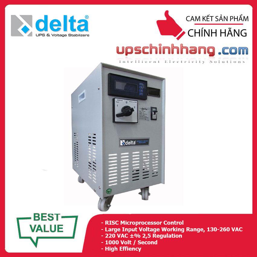 Ổn áp DELTA DLT STK 110050 50KVA (1P/1P)
