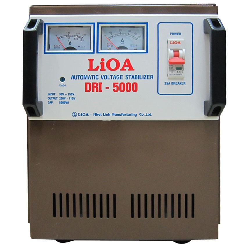 Ổn áp LIOA DRI-5000 5KVA