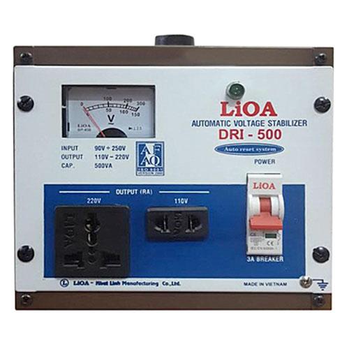 Ổn áp LIOA DRI-500 500VA