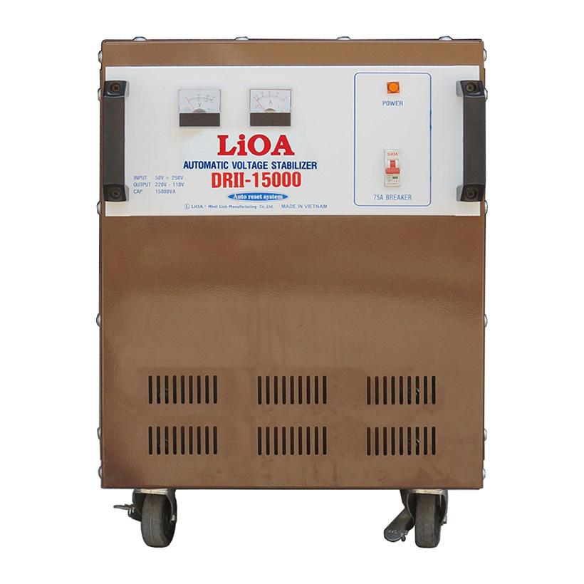 Ổn áp LIOA DRII-15000 15KVA