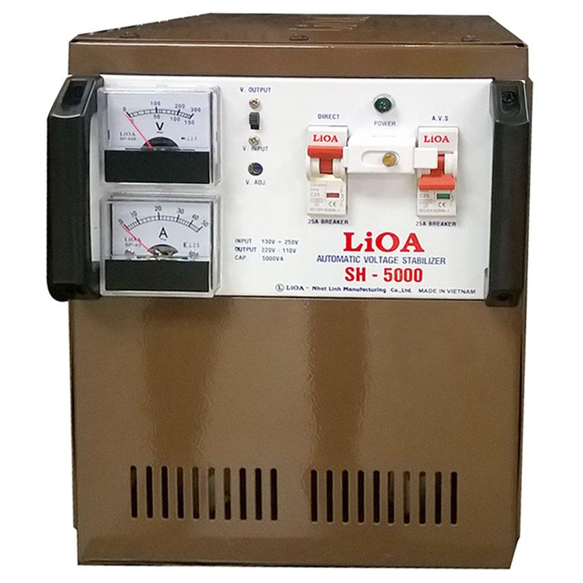 Ổn áp LIOA SH-5000 5KVA