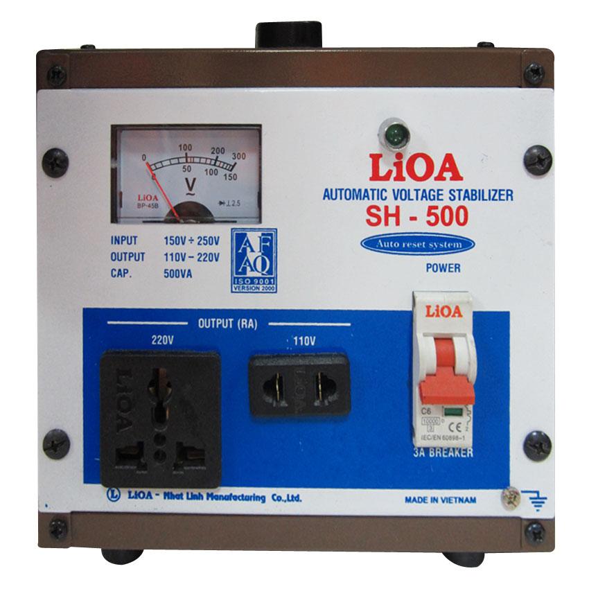 Ổn áp LIOA SH-500 500VA
