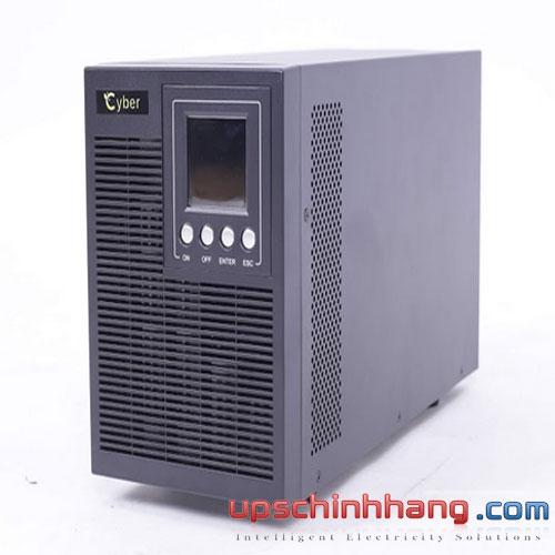 Bộ lưu điện (UPS) CYBER Platinum+3000 3KVA