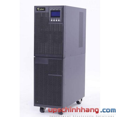 Bộ lưu điện (UPS) CYBER Platinum+6000 6KVA