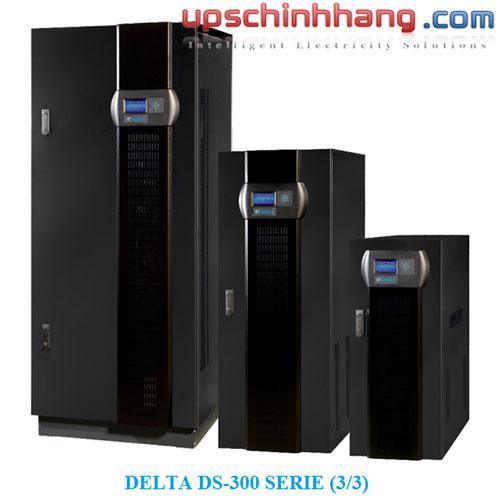 UPS DELTA DSS330 3 PHA, 30KVA/27KW