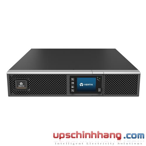 UPS VERTIV LIEBERT GXT5-1500IRT2UXL 1.5KVA/1.5KW (01202009) 230V LCD PF1.0 2U