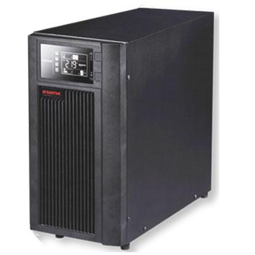 UPS Santak (3/1) 10KVA 3C10KS (LCD) - Ắc quy ngoài