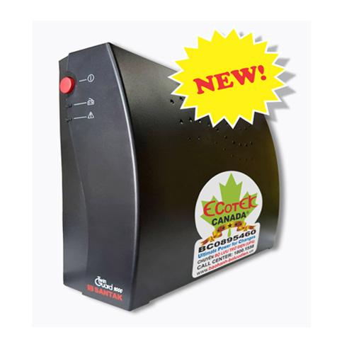 UPS SANTAK OFFLINE TG500 (500VA/300W)